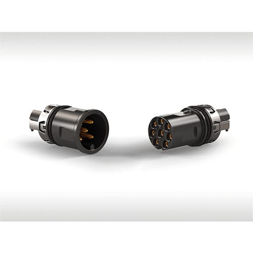M8 and M12 Connectors