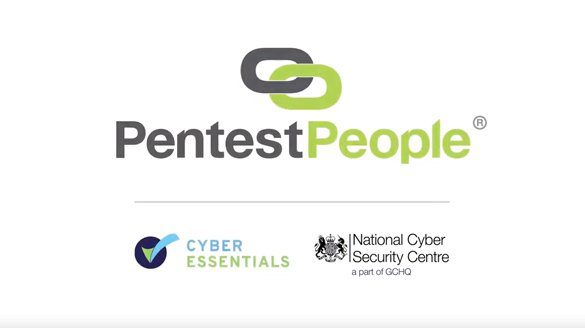 Cyber Essentials with Pentest People