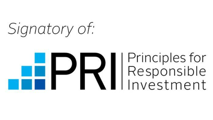 Signatory of: Principles for Responsible Investment